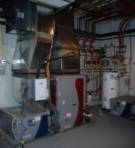 Geothermal HVAC in Gaithersburg
