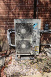 VRV Heat Pump Installation in DC Metropolitan Area