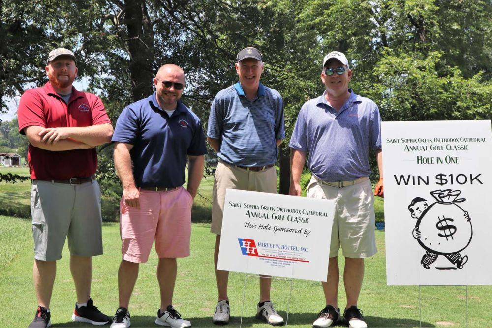 Sponsoring Annual Golf Tournament in June 2020