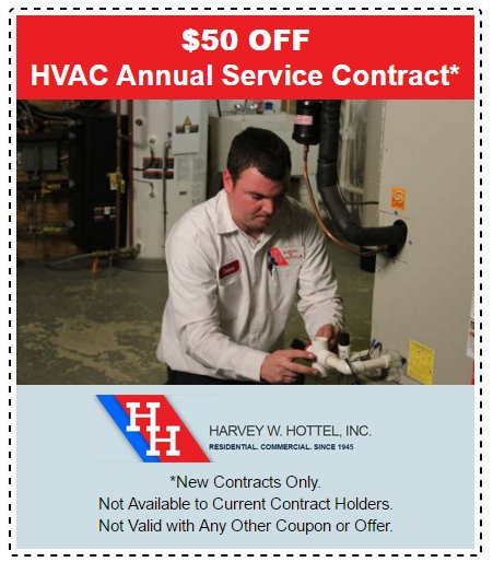 HVAC coupons and specials in Gaithersburg